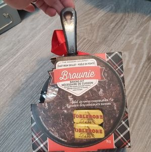 Other - Gift Set Brownie Baking Cast Iron